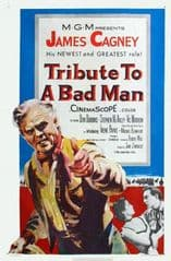Tribute to a Bad Man 1956 DVD - James Cagney / Don Dubbins