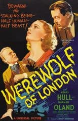 Werewolf of London 1935 DVD - Henry Hull / Valerie Hobson