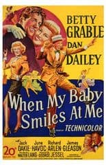 When My Baby Smiles at Me 1948 DVD - Betty Grable / Dan Dailey