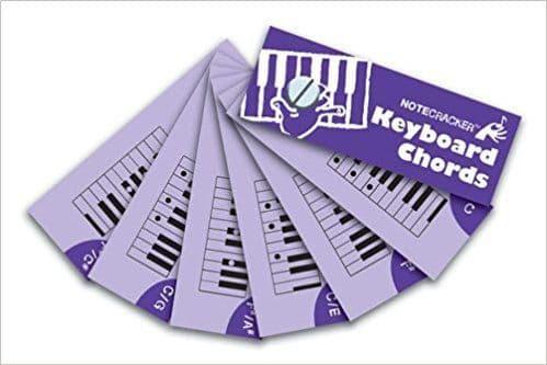 Notecrackers - Keyboard Chords