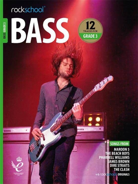 Rockschool Bass 2018-2024: Grade 3