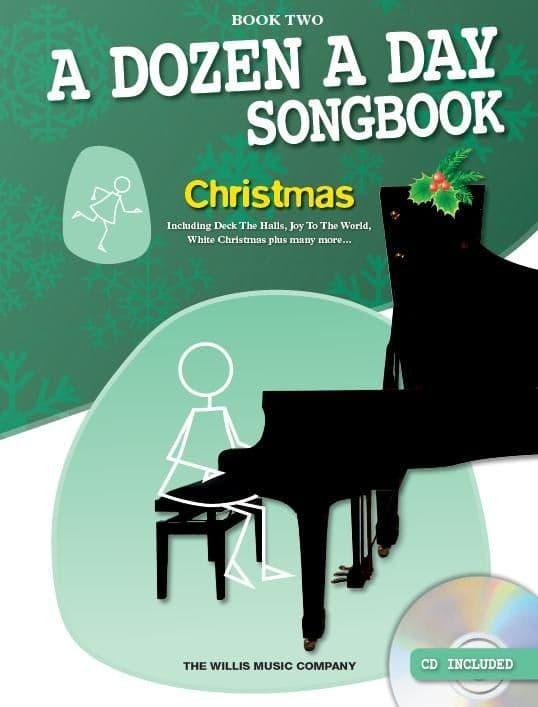 A Dozen A Day Songbook - Book Two - Christmas