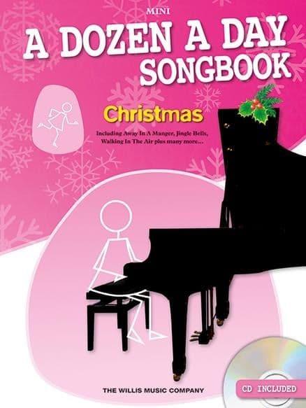 A Dozen A Day Songbook - Mini - Christmas