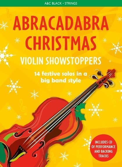 Abracadabra Christmas - Violin Showstoppers