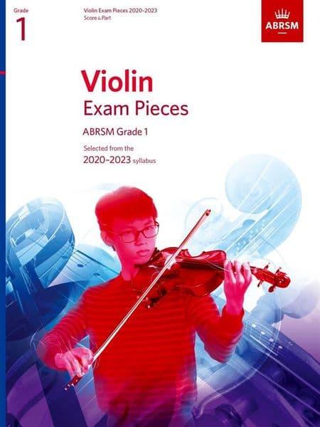 ABRSM Violin 2020-2023