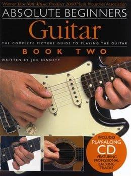 Absolute Beginners Guitar Book 2
