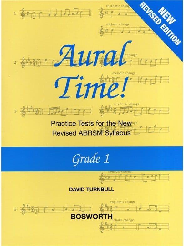 Aural Time! Grade 1