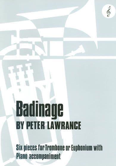 Badinage (Treble Clef Brass)