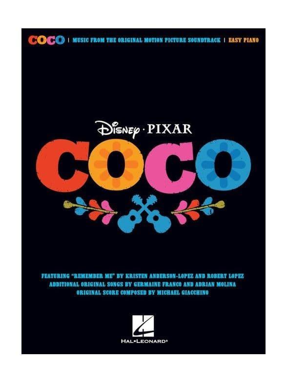Coco - Easy Piano