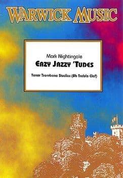 Easy Jazzy Tudes (Treble Clef Trombone)