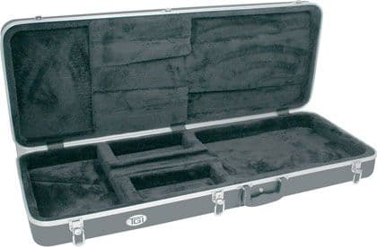 Electric Bass Guitar <br>ABS Hard Case