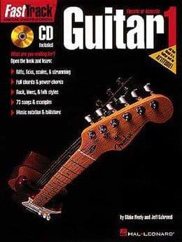 Fast Track Guitar Book 1