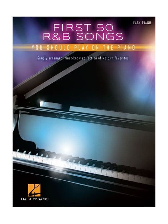 First 50 R&B Songs You Should Play On The Piano