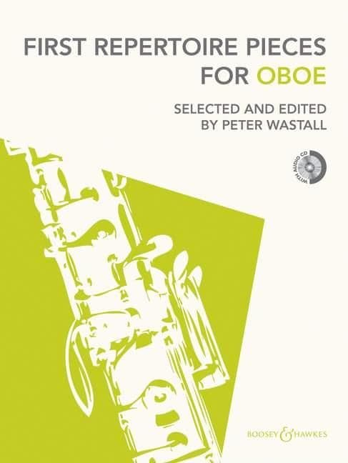 First Repertoire Pieces for Oboe