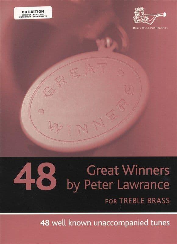 Great Winners Treble Clef Brass + CD