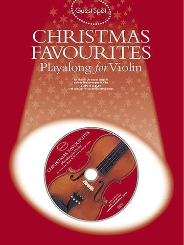 Guest Spot Christmas Favourites Violin