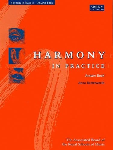 Harmony in Practice - Answer Book