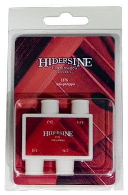 Hidersine Violin Pitch Pipes