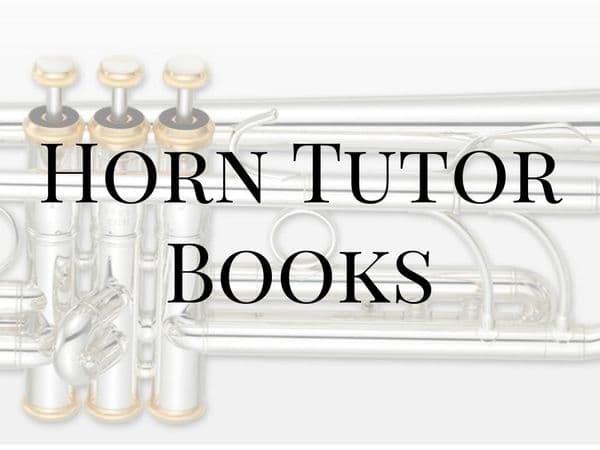 Horn Tutor Books