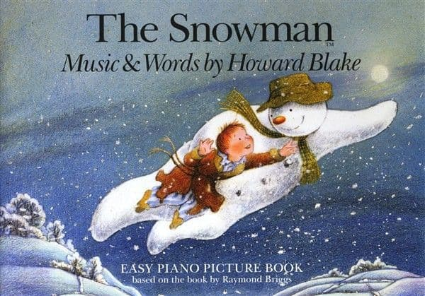 Howard Blake - The Snowman - Easy Piano Picture Book