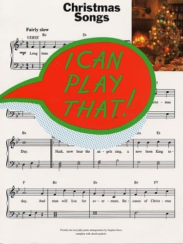 I Can Play That - Christmas Songs
