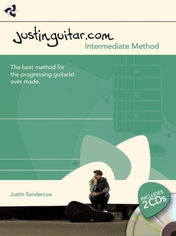 Justinguitar.com Intermediate Method
