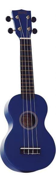 Mahalo Soprano Ukulele inc Aquila Strings - Dark Blue