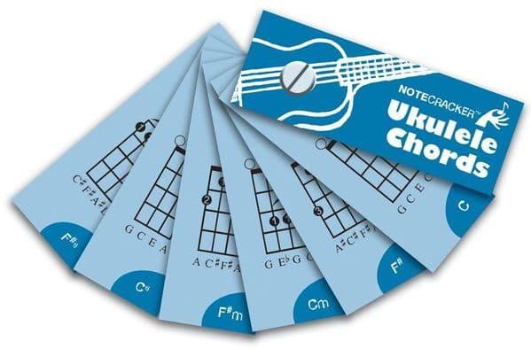 Notecrackers - Ukulele Chords