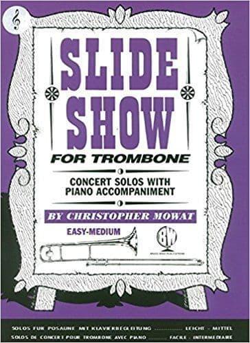 Slide Show (Treble Clef Trombone)