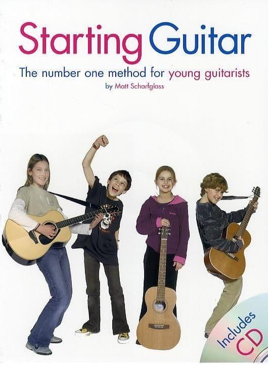 Starting Guitar