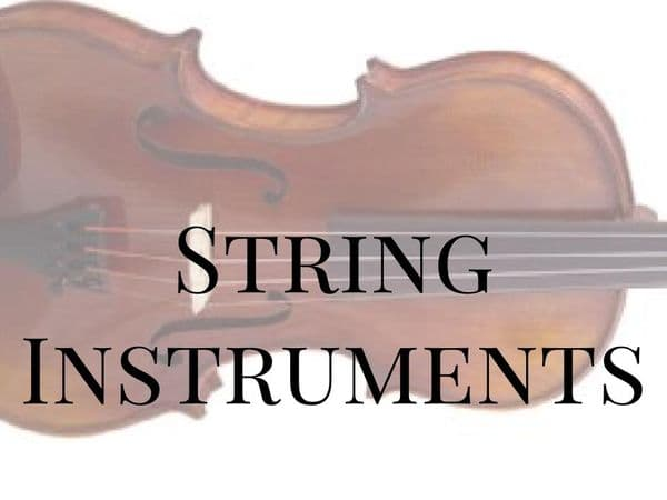 Strings Instruments