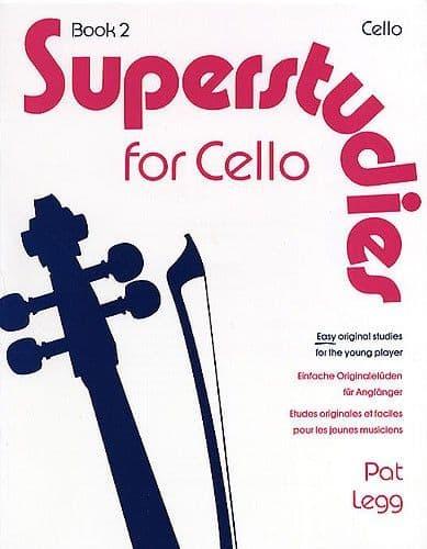 Superstudies for Cello Book 2