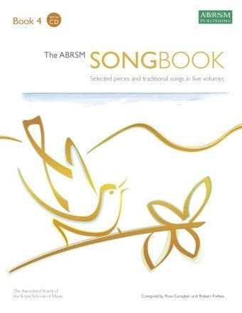The ABRSM Songbook - Book 4