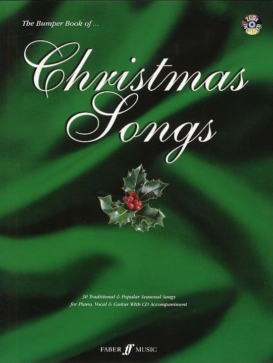 The Bumper Book Of Christmas Songs