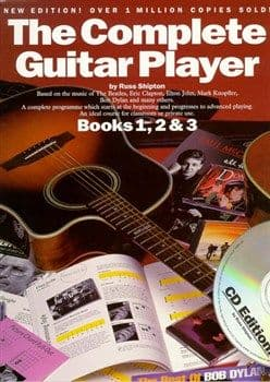 The Complete Guitar Player Omnibus with CD