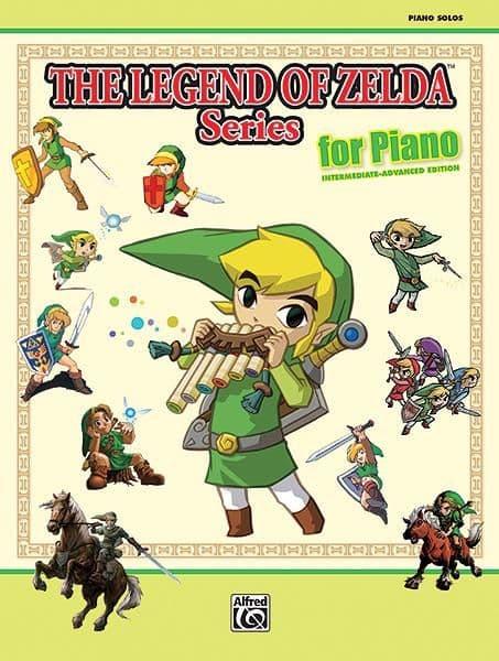 The Legend Of Zelda - Piano Solo