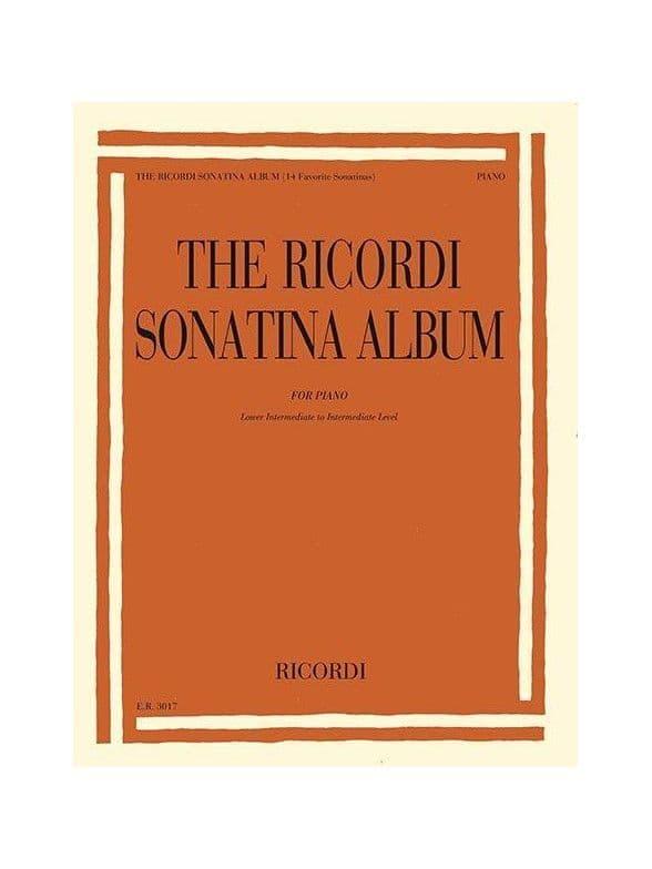 The Ricordi Sonatina Album for Piano.