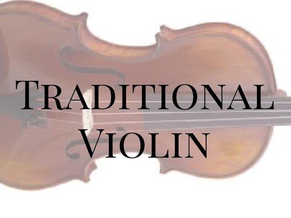 Traditional Violin
