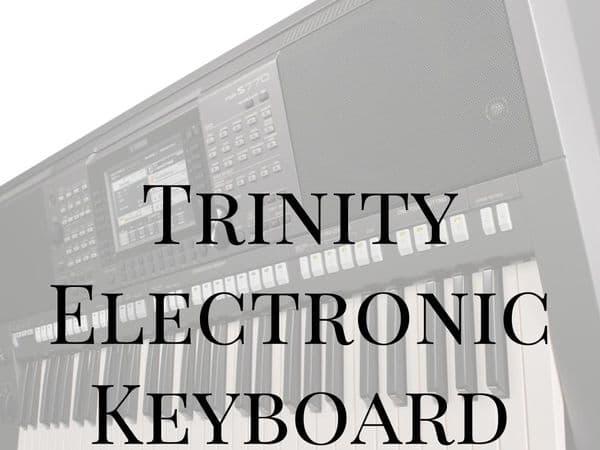 Trinity Electronic Keyboard