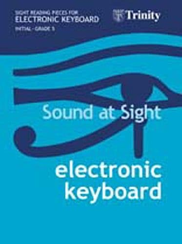 Trinity Sound At Sight Keyboard - Initial to Grade 5