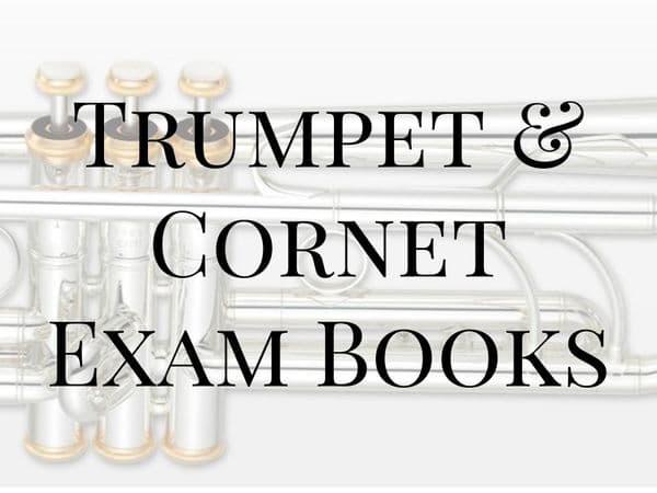 Trumpet/Cornet Exam Books