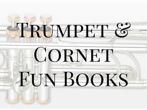 Trumpet & Cornet Fun Books