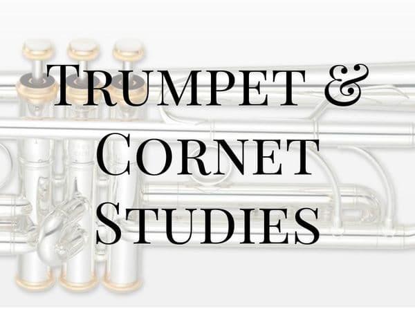 Trumpet & Cornet Studies