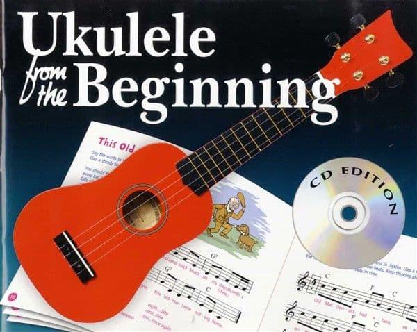 Ukulele from the Beginning inc CD