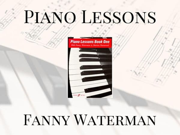Waterman & Harewood's Piano Lessons