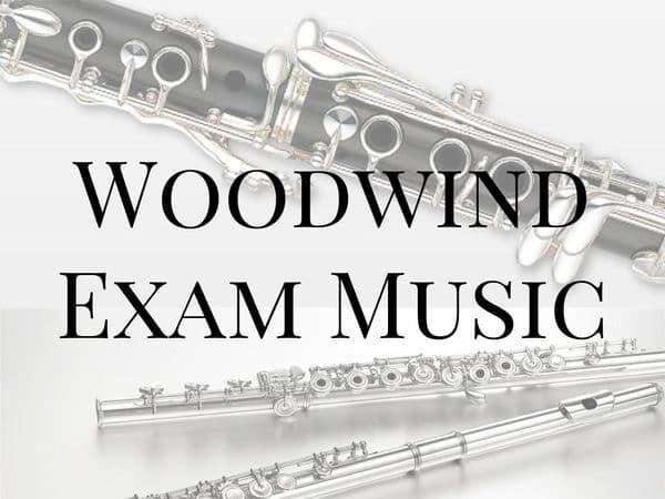 Woodwind & Brass Exam Music