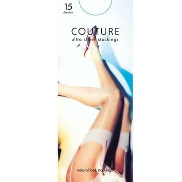Couture Ultra Sheer Nylon Stockings