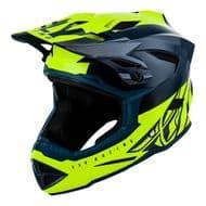 Fly 2019 Bike Default Helmet (Dither Teal/Yellow)