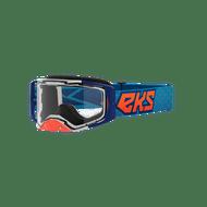 Lucid Cyan & Flo Orange - Clear Lens
