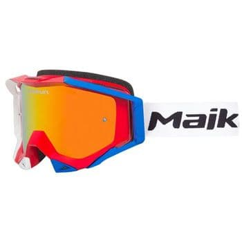 Maikun LEGO Goggles Red Red Lens